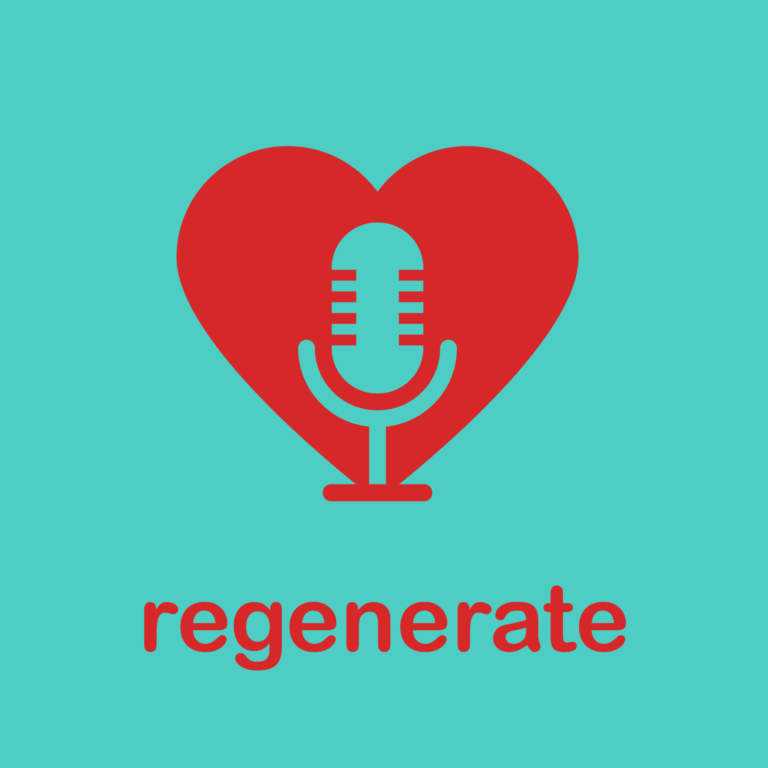 The Regenerate Podcast with Tony Scarcello